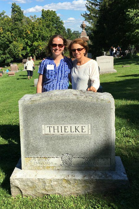 Finding Family: Katie Carter McEnaney & the Thielkes